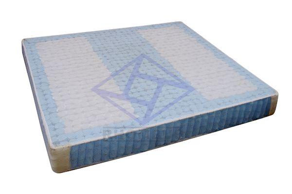 Sleep Well 5-zone Pocket Spring Plush Bed Mattress (xt-499)