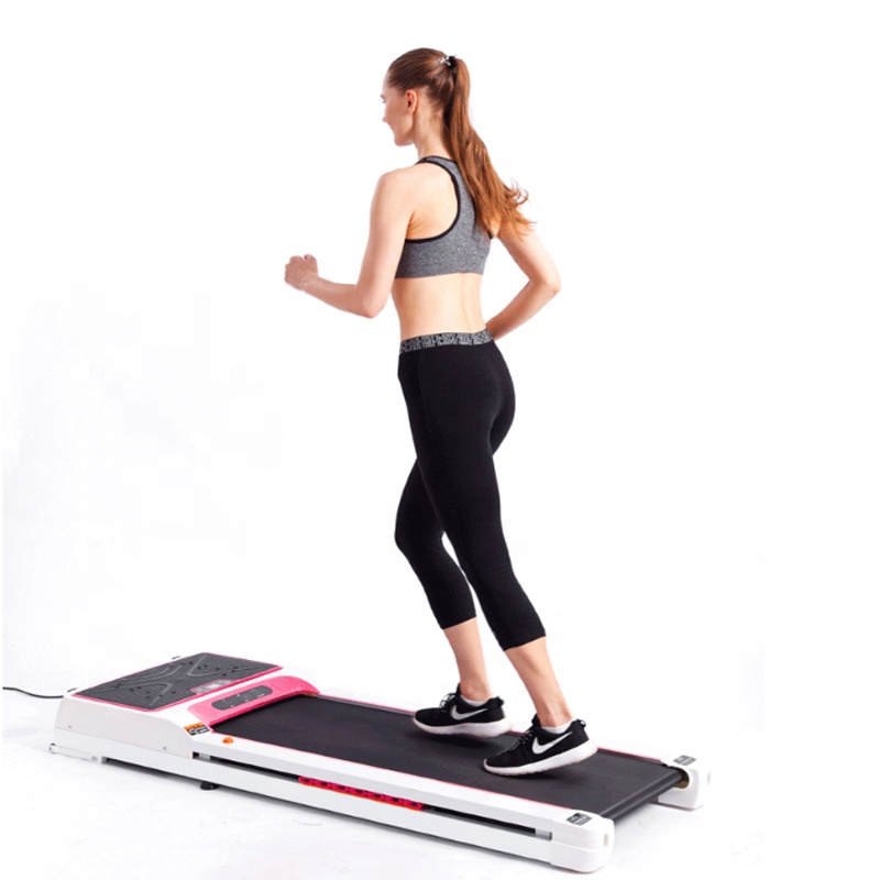 Alibaba.com / Home mini Smart electric treadmill with slimming machine for home indoor fitness equipment treadmill home fitness