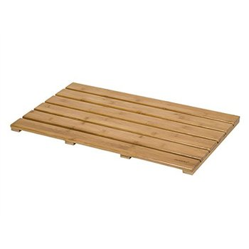 Superbe Eco Friendly Bathroom Step Mat Bamboo Shower Mat