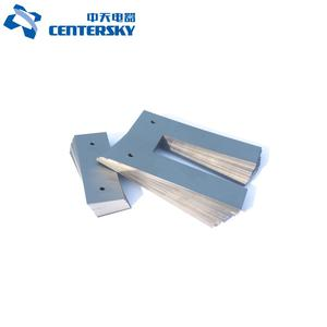 Industry Used Silicon Electric Sheet Transformer Core With UI Type