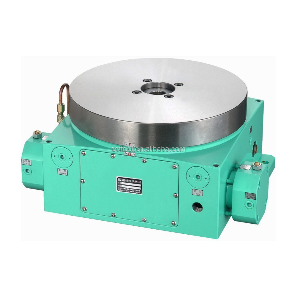 CT200 Horizontal NC Rotary Table from China