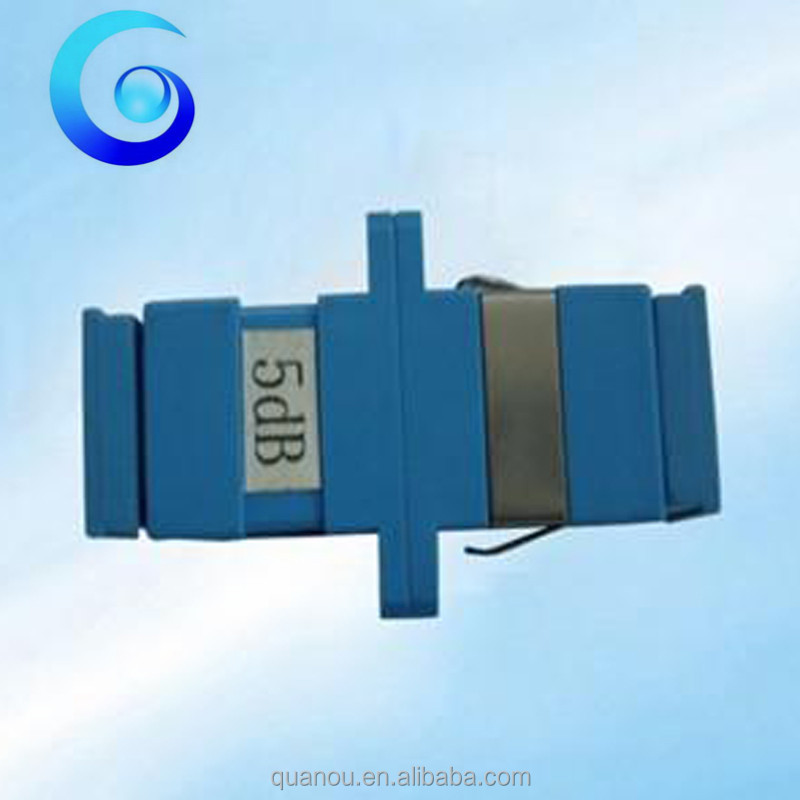 SC type top communication high speed Fiber Optic Attenuator