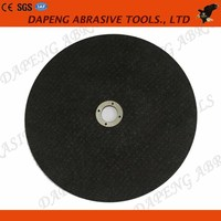 "factory directly 4""/100mm flat shape cutting disc for metal , stainless steel at low price"