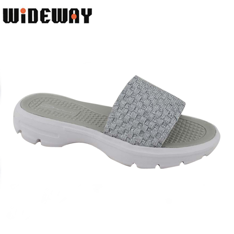 Best selling China shoe factory wholesale fancy 2018 ladies khussa sandal shoes