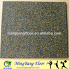 anti-slip gym rubber flooring mat/indoor rubber floor