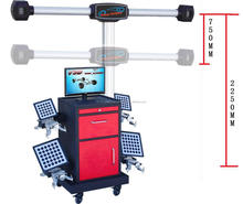 WLD-3D-II 3d High Quality China Auto Wheel Alignment