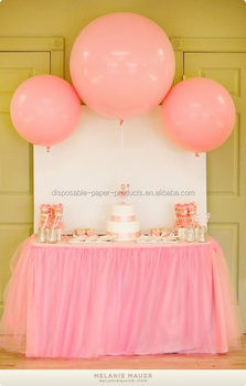 New Party Decoration Ideas Balloons Decor Jumbo Balloon Cute Dessert Table Set Up