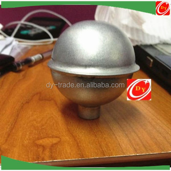 high quality aluminum sphere / metal hemisphere