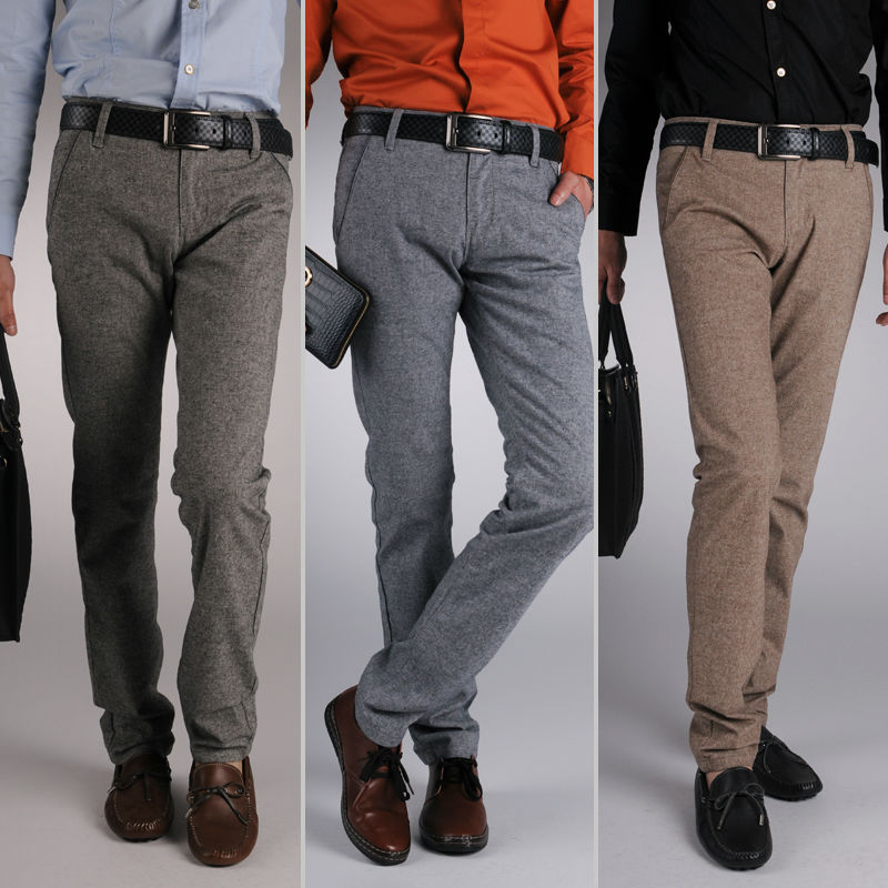 To dress business casual, choose an outfit that is professional without seeming overly formal. When it comes to shirts, select a classically coloured button-down option or one with a with a pattern. Chinos are the ideal pants for a business casual outfit.