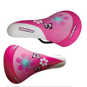 New fashion hebei factory Kids Bicycle PU seat parts/baby bike seat Saddle