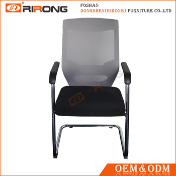 Ergonomic Training Room Meeting Conference Chair Office Chairs Without  Wheels