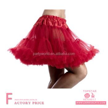 7356f8af097 Rouge Deluxe Multi Couches Tutu Jupe ballet professionnel tutu bébé fille  tutu partie de poule robe