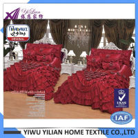 MAIN PRODUCT OEM design plaid bedspreads and quilts in many style