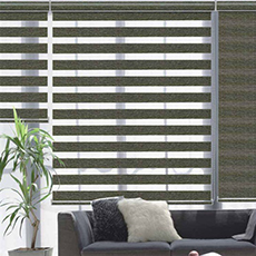 Foshan factory manufacture blinds window day and night zebra roller blinds