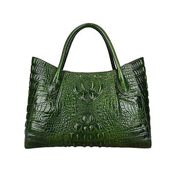 1fc434cd9 2018 china supplier best selling crocodile handbag designer handbags for  women