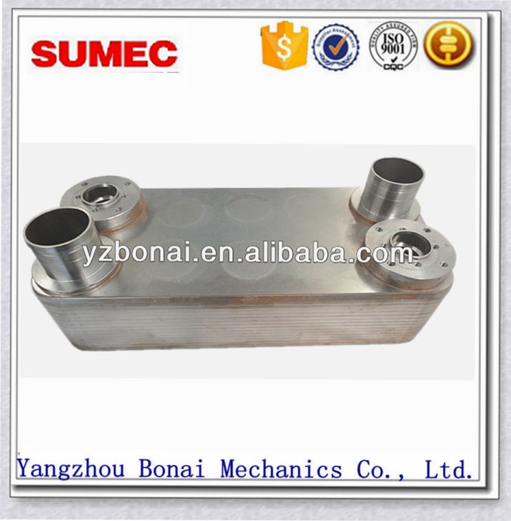 Stainless Steel Retarder Oil Cooler Used Scania Car Engine 1414200 ...