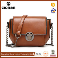 Vintage Fashion Women's Designer Sale Ladies Pu Leather Bags with Price Handbag Patterns
