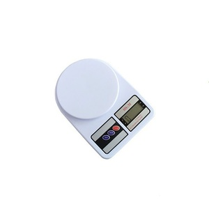 5Kg /7Kg /10Kg Good Quality Slim Diet Cooking Weighing Electronic Digital Kitchen Food Weighing Scale