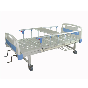 crazy selling cheapest antique intensive care unit 2 crank adjustable iron hospital bed