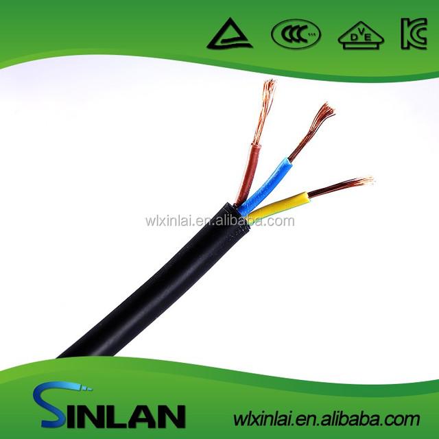 China Pvc Cable 3 Copper Wire Wholesale 🇨🇳 - Alibaba