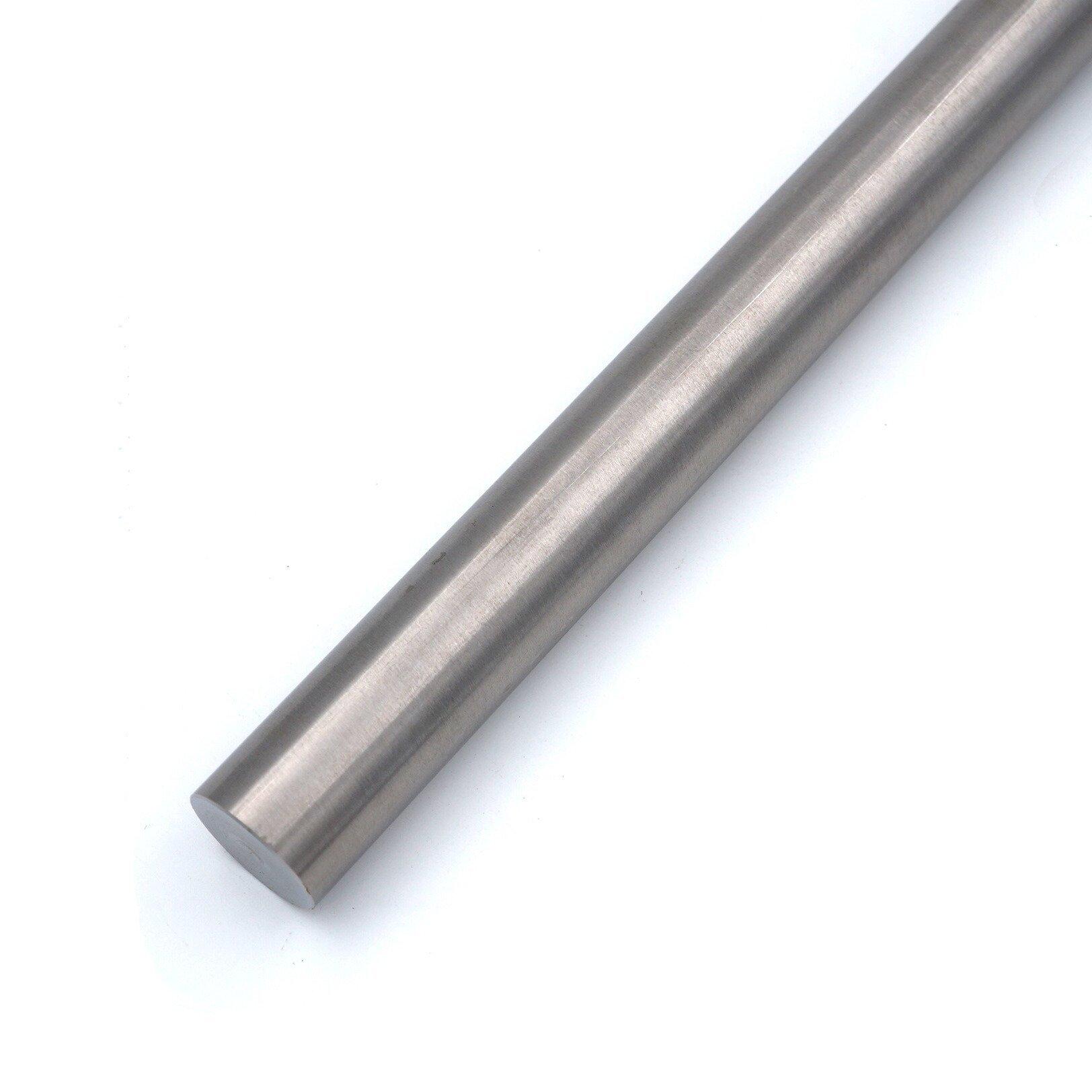 "Titanium Round Bar 6AL4V 1.125/"" x 24/"""