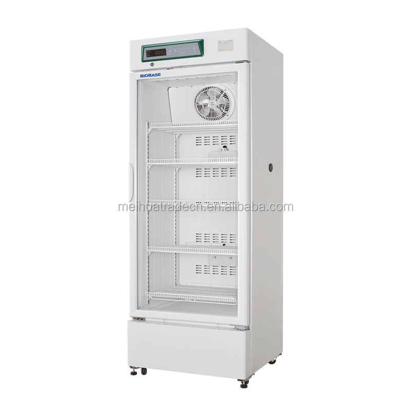 BIOBASE China hot sale 360L frostless medical vaccine refrigerator/fridge price