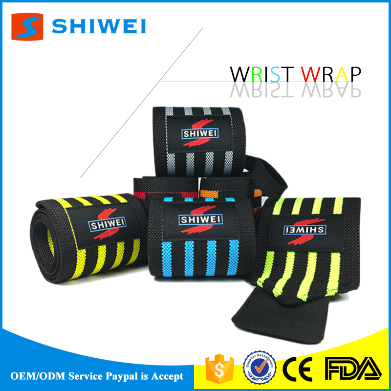 High Quantity Hot Selling Bracer OEM & ODM Adjustable Wrist Support /wrist bracer/crossfit wrist wraps