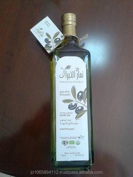 biologische olijfolie extra vierge