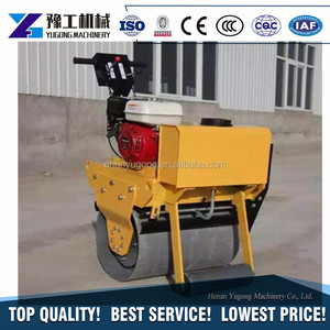 YG single drum 4ton vibro compactor sakai road roller heavy equip with good price