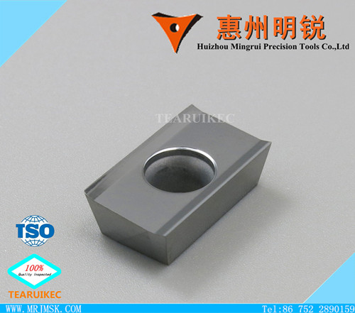 Good quality cheap price zccct APKT1604 cutting inserts for CNC machining