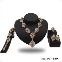 New design 925 Sterling silver Jewelry sets Natural Crystal Ring Engagement Pendant Fashion Wedding Necklace For Women