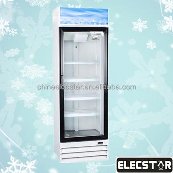 Upright Freezer With Glass Door Used Glass Door Freezer Display