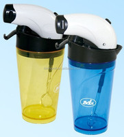 battery operated electric travel mixer