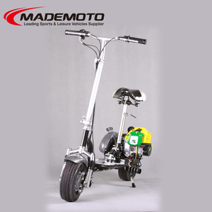 49cc huasheng engine gas scooter high speed and far range