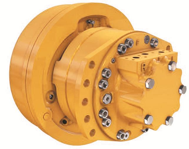 low speed high torque hydraulic motor supplier