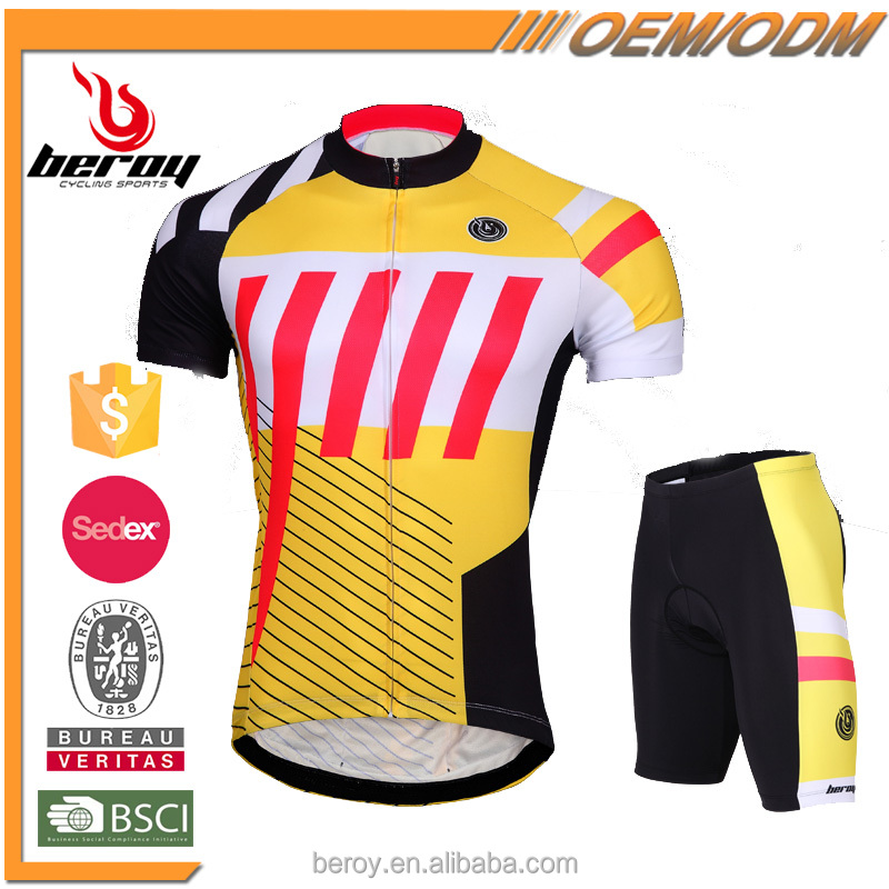 BEROY 2016 Cheap China Cycling Clothing, Custom MTB Cycling Jersey