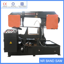 G400 Semi-automatic Multi-function Multiple Use Band Saw Cutting Metal Wood Meat