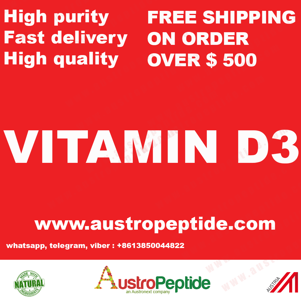 Factory Sale Wholesales high Quality Vitamin D3 / Vitamin D / Vitamin C with best price