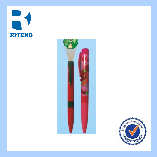 promotional logo printed projection pen