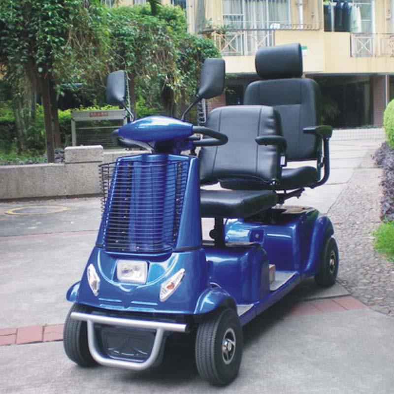 2 sitze elektrische mobilit t roller mit ce dl24800 4. Black Bedroom Furniture Sets. Home Design Ideas