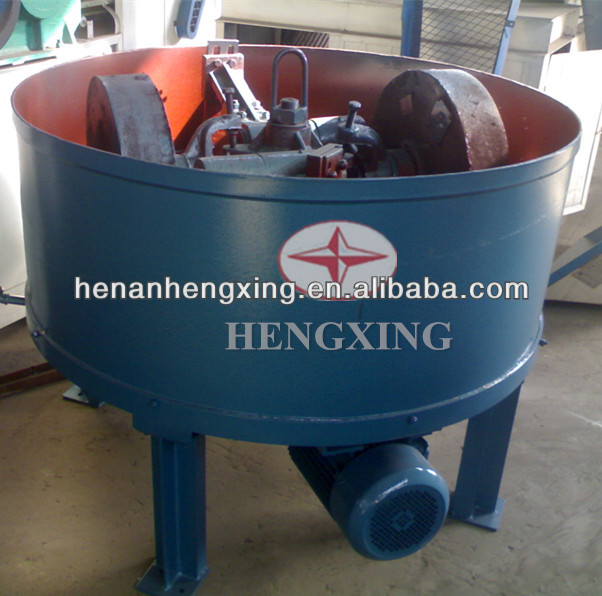 High Standard Roller Foundry Sand Planetary wheel mill Mixer/Casting Sand Mixing Mill