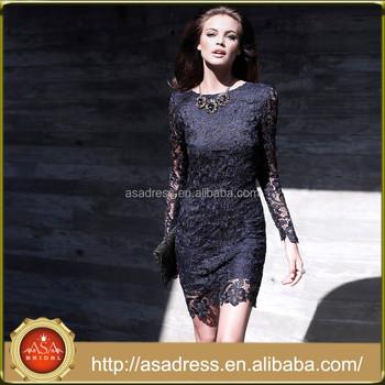 Cr30 Plus Size Black Groom Mother Of The Bride Dresses Knee Length