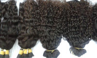 Only for high quality hair extension/ Loose Curly Weft Hair