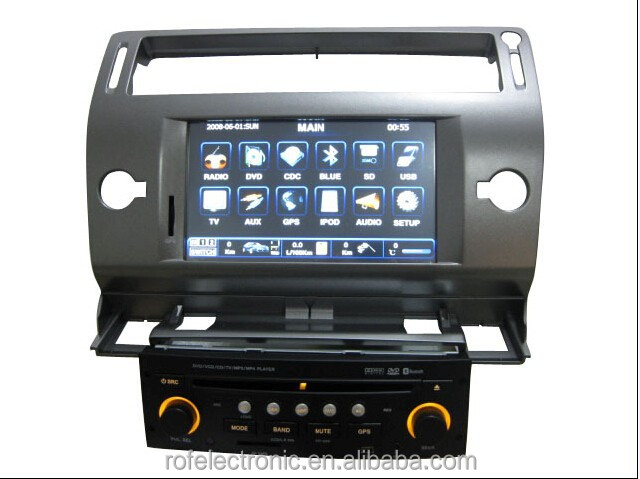 in-car multimedia for citroen C4/C-Quatre/C-Triumph(2004-2009)