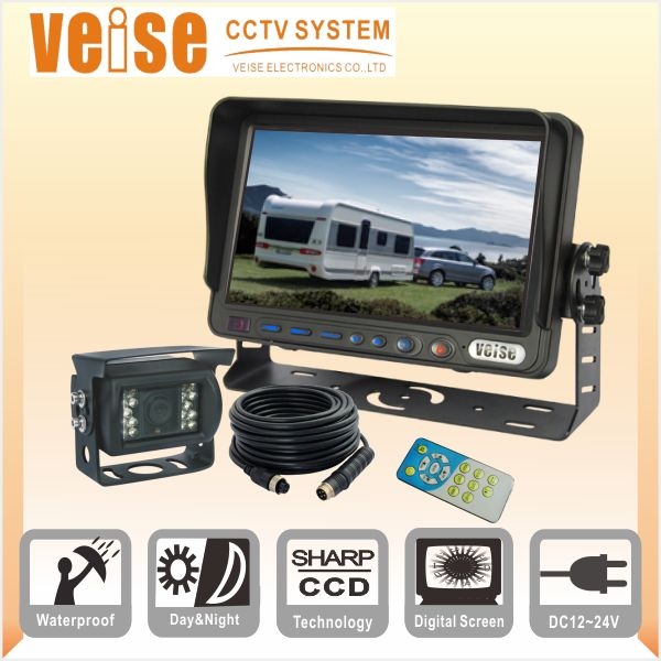 7inch around view monitor system