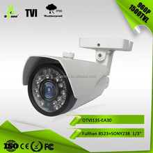 "OTVI13S-EA30 1.3MP 1500TVL 960P 238 1/3"" CMOS 3.6mm Board Lens 30pcs IR Leds 25M Range IP66 TVI camera sentient cctv"