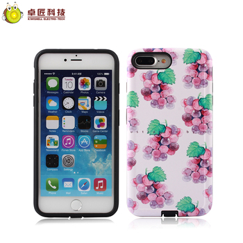 ebdbde147b Drawing dustproof tpu pc fancy mobile phone case cover for iphone 8 8 plus  case tpu