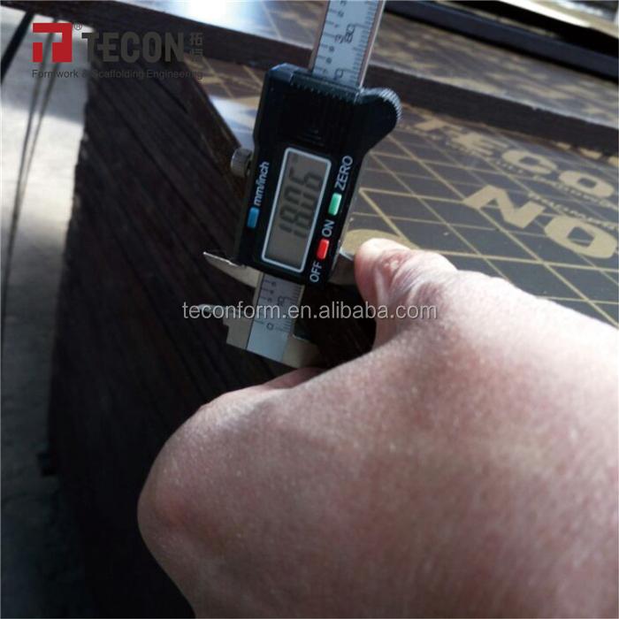 ТЕКОН Горячая продажа 18 мм морской фанеры
