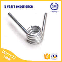 wire forming torsion spring