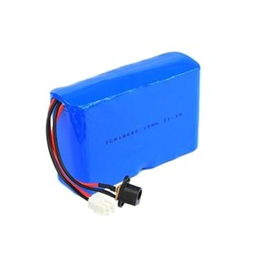 6S 24v 10ah li ion lipo battery pack for ebike